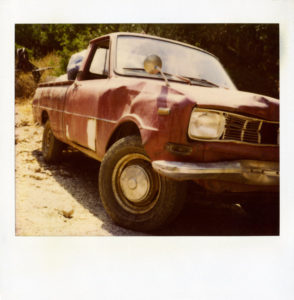 Garbage Car 1 – Kreta, August 1994