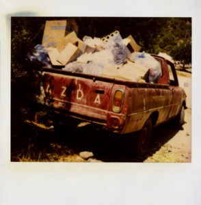 Garbage Car 2 – Kreta, August 1994